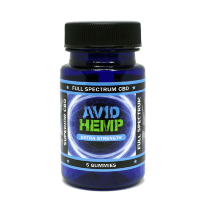 Avid Hemp Full Spectrum CBD Gummies