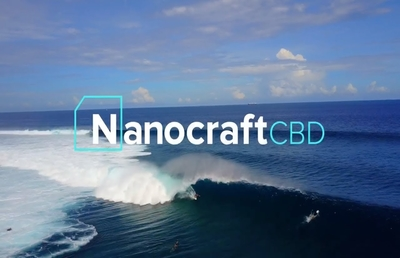 NanoCraft | CBD Products Logo