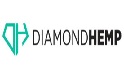 Diamond Hemp CBD Logo