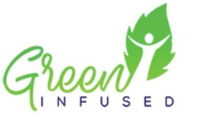 Green Infused CBD Logo