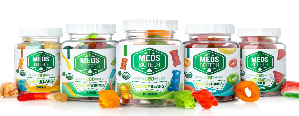 Meds Biotech CBD Products Banner
